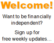 Welcome! Signup for free email updates...